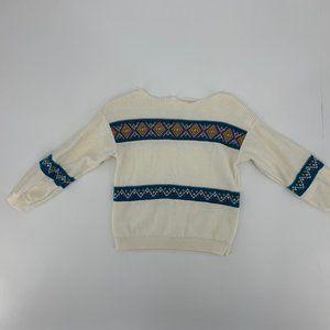 Gymboree Girls Boatneck Sweater Size 3T